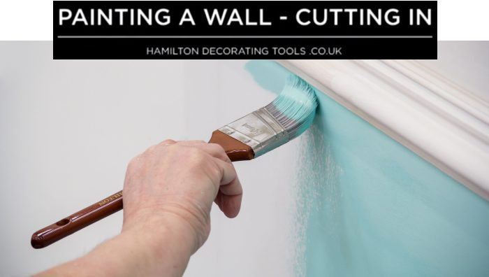 Painting - cutting in