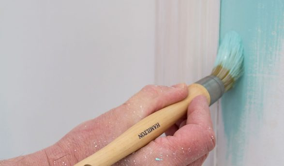 Sash brush